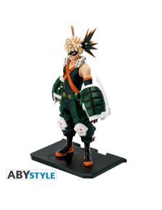 Figura Abystyle Katsuki Bakugo. My Hero Academia