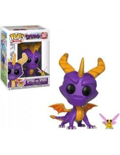 Pop Spyro y Sparx