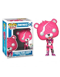 Pop Cuddle Team Leader. Fortnite