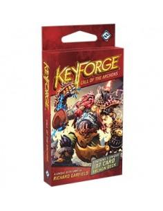 Keyforge: La Llamada de los Arcontes (Mazo Ingles)