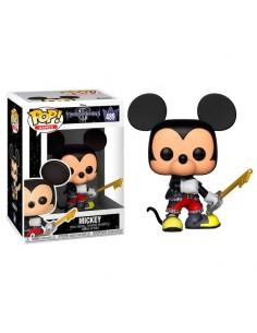 Pop Mickey. Kingdom Hearts