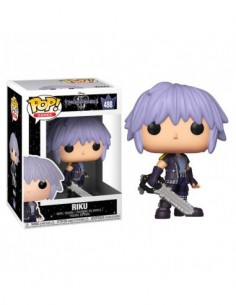 Pop Riku. Kingdom Hearts