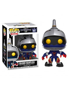 Pop Soldier Heartless. Kingdom Hearts