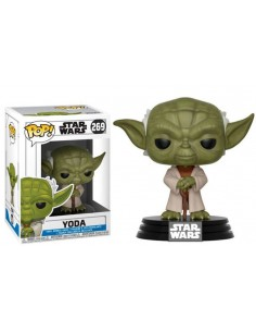 Pop Yoda. Star Wars