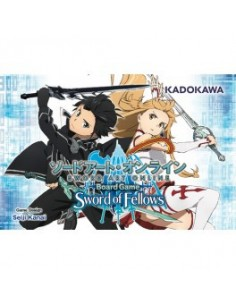 Sword Art Online. Sword of Fellows