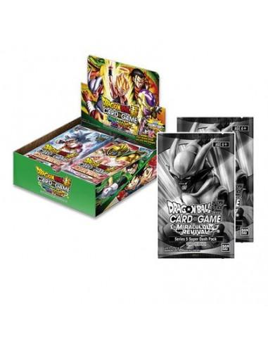 Dragon Ball Super TCG Miraculous Revival: Caja de sobres (24)