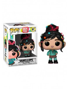 Pop Vanellope . Ralph breaks The Internet