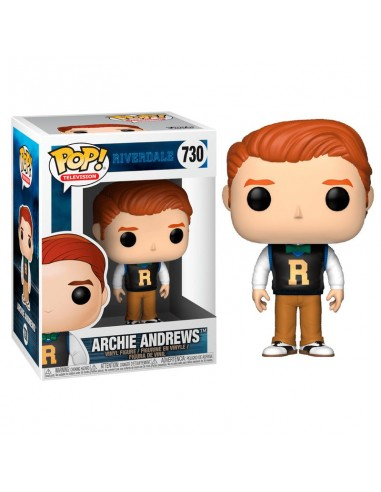 Pop Archie Andrews . Riverdale