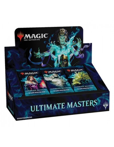 Magic. Ultimate Masters Sobre (15)