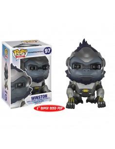 Pop Winston. Overwatch