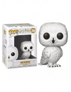 Pop Hedwig. Harry Potter