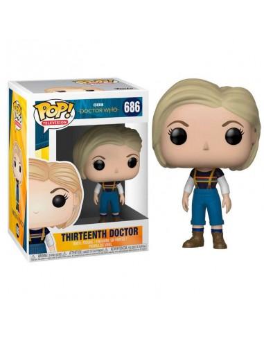 Pop Decimotercer Doctor. Doctor Who
