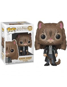 Pop Hermione Granger (Gata) Harry Potter