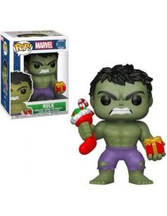 Pop Hulk Navideño