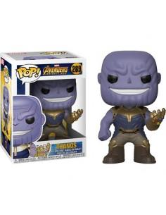 Pop Thanos. Marvel