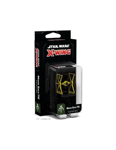 STAR WARS X-WING. Segunda Edición. Tie del Gremio Minero