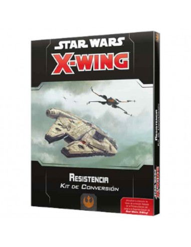 STAR WARS X-WING. Segunda Edición. Resistencia Kit de Conversión