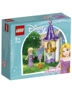 Lego Princesas Disney: Pequeña torre de Rapunzel 41163