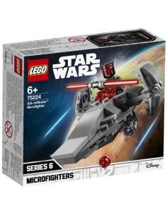 Lego Star Wars: Microfighter Infiltrador Sith 75224