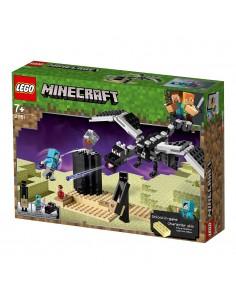 Lego Minecraft: La Batalla en el End 21151