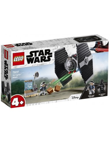 Lego Star Wars: Ataque del Caza TIE 75237