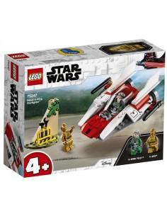 Lego Star Wars: Caza Estelar Rebelde Ala-A 75247