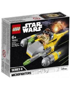 Lego Microfighters Serie 6: Caza Estelar de Naboo 75223