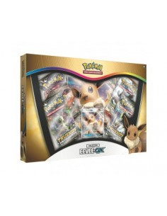 Pokemon TCG: Eevee Gx Box