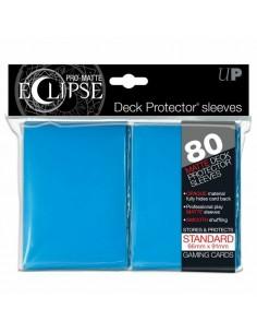 Fundas Ultra Pro Eclipse Matte Azul Claro (66x91mm) (80)