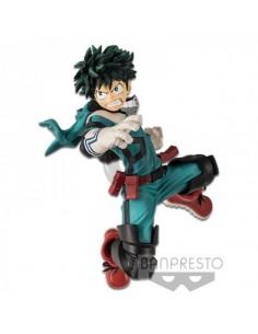 Figura Banpresto My Hero Academia. Izuku Midoriya