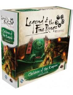 L5R Lcg Children of The Empire