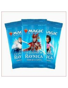 Magic. La Lealtad de Ravnica. Sobre (15)