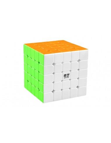 Qiyi QiZheng 5x5x5 Stickerless S