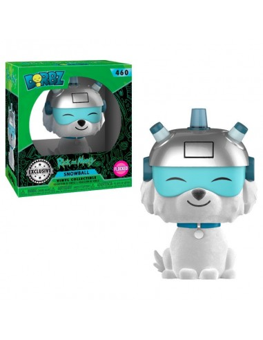 Dorbz Snowball. Rick and Morty