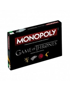 Monopoly. Game of Thrones. Ed. Coll.