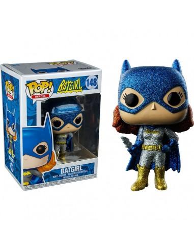 Pop Batgirl Edición Especial Diamante