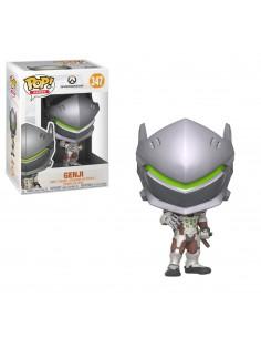 Pop Genji. Overwatch