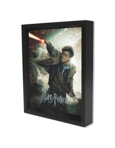 Poster 3D Harry Potter