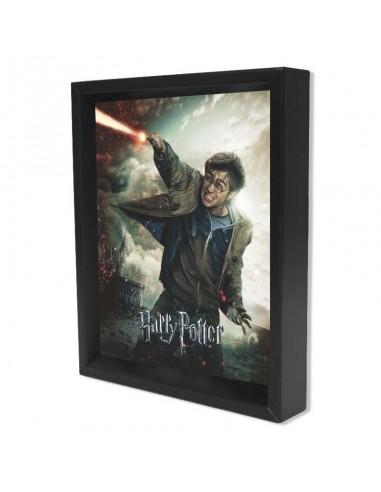 Poster 3D Harry Potter