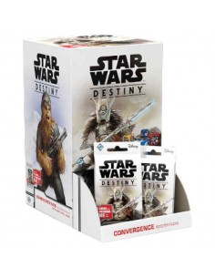 Star Wars Destiny. Convergence. Booster pack