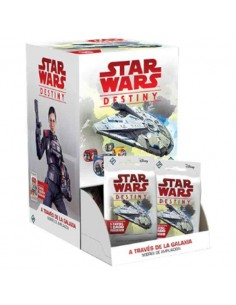 Star Wars Destiny. Across th Galaxy. Booster Pack