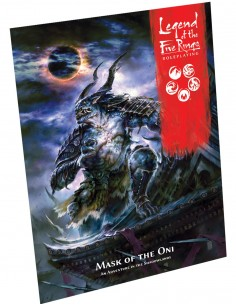 Legend of the Five Rings: Mask of the Oni (Inglés)