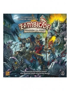 Zombiecide: Friends and Foes