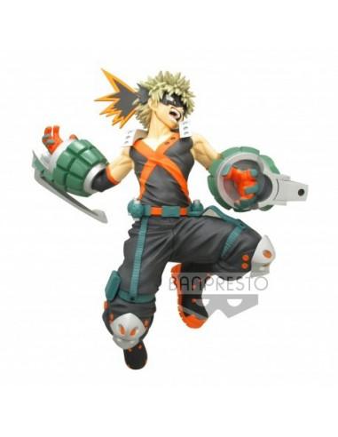 My Hero Academia. The Amazing Heroes. Katsuki Bakugo