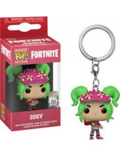 Llavero Pop Zoey. Fornite