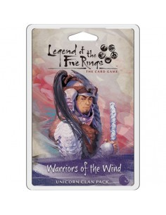 L5R LCG: Warriors of the Wind