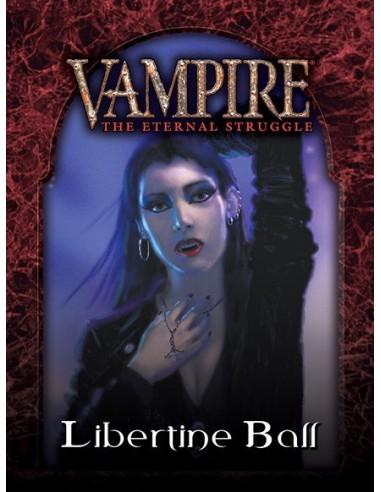 Vampire. Libertine Ball
