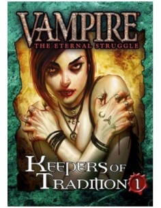 Vampiro. Keepers of Tradition Bundle 1