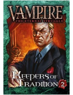 Vampire. Keepers of Tradition Bundle 2