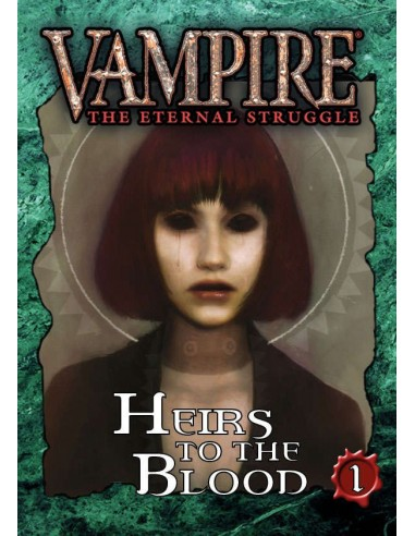 Vampire. Heirs to the Blood 1